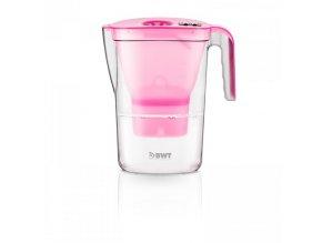 bwt filtracni konvice vida mei 26l pink ruzova