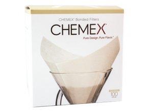 Chemex papírové filtry čtvercové