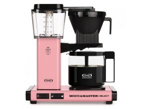 moccamaster kbg select technivorm