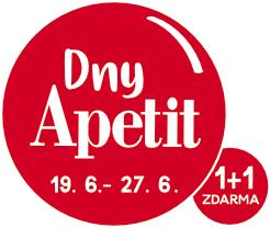 Dny Apetit 1+1 zdarma