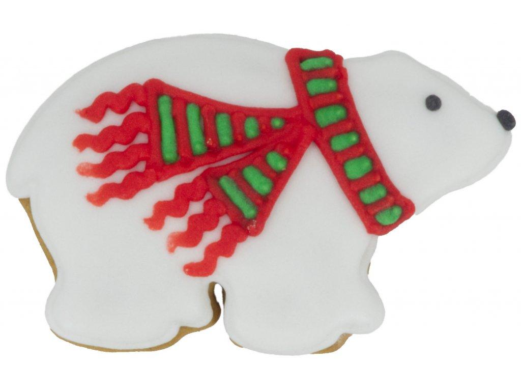 Lední medvěd červený