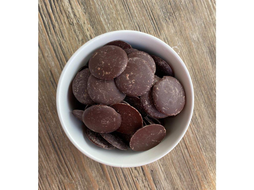 67 % bio čokoláda s kokosovým cukrem