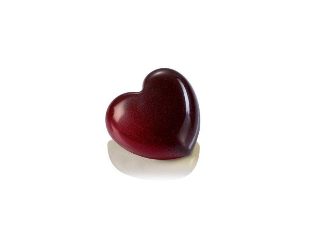 Forma na čokoládová srdce