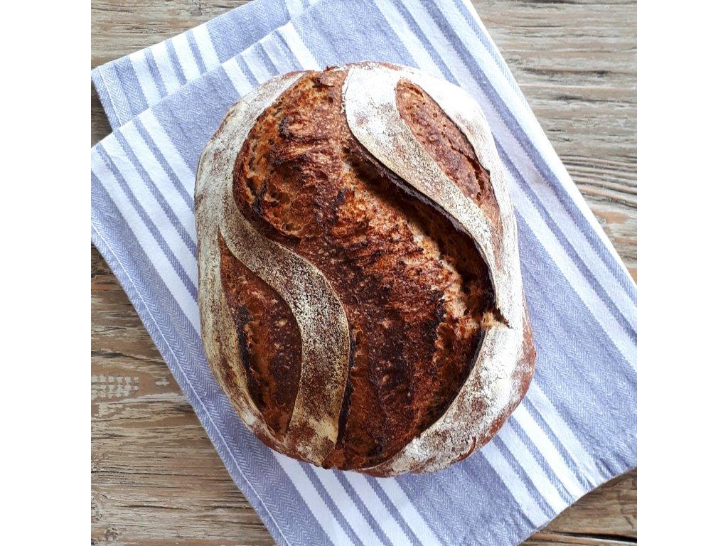 Celovíkendový pekařský kurz, 22.+23. ledna