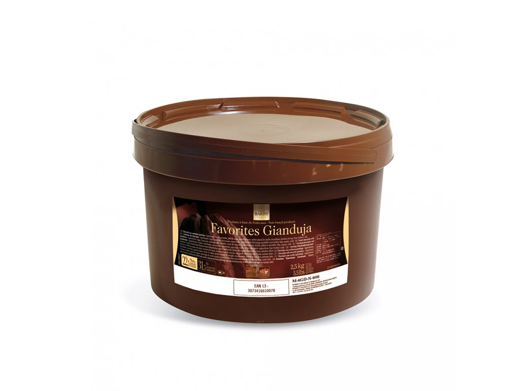 Favorites Gianduja en