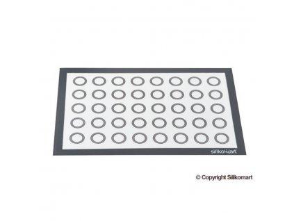 fiber glass wit circles