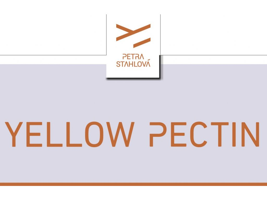 Yellow pectin