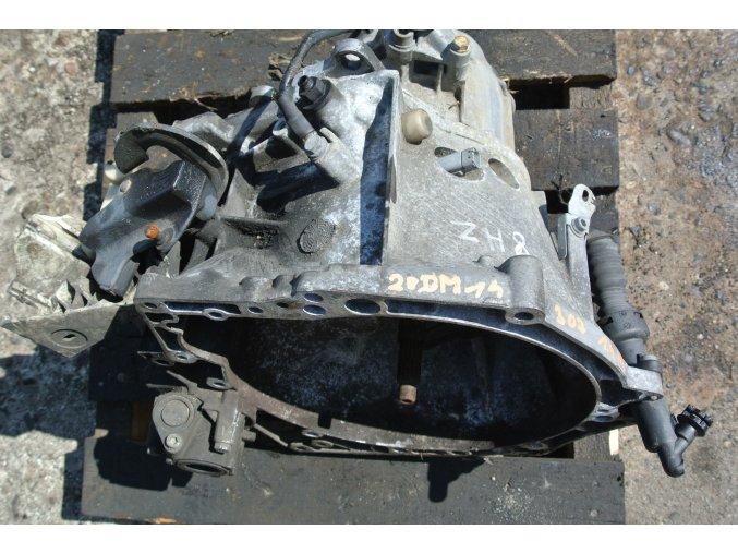 Převodovka Peugeot 307 1.4, 1.6 HDI 20 DM 14
