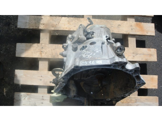 Převodovka Citroen C3 1.6 HDI 20 DP 77