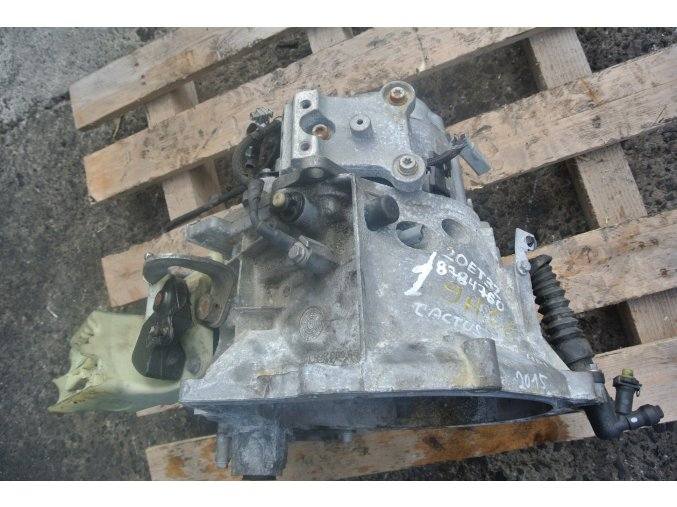 Převodovka Citroen C4 Cactus 1.6 HDI 20 ET 32