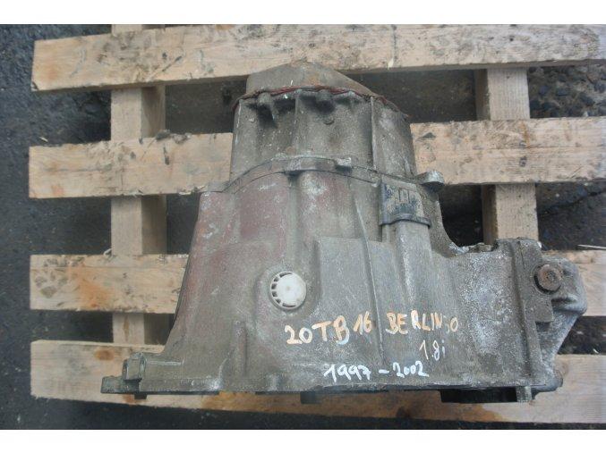 Převodovka Citroen Berlingo 1.8 20 TB 16