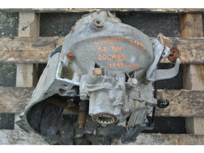 Převodovka Citroen Xantia 1.8 20 CH 90