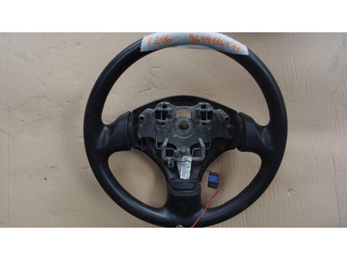 Volant Peugeot 206  9644116577