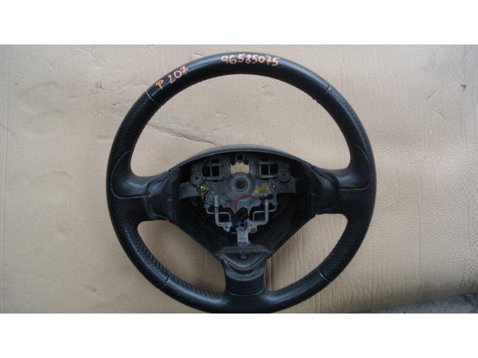 Volant Peugeot 207 96585075