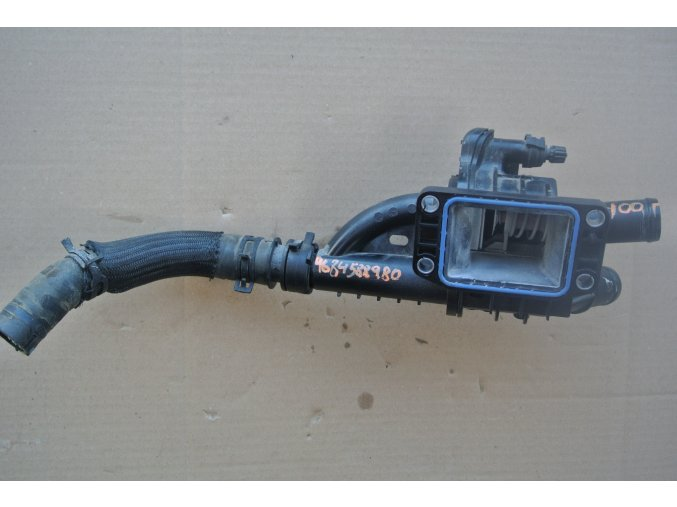 Termostat, chladivo plast. pouzdro se senzorem 9684588980