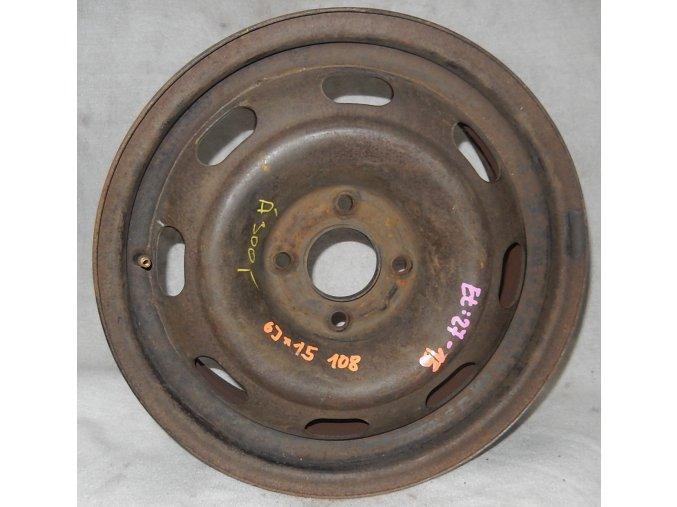 Sada disků 6Jx15