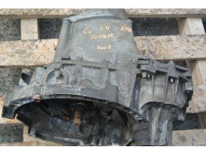 Převodovka Citroen C4 1.4 20 CQ 15