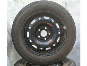 Barum Polaris 165/70 R 14 Škoda Fabia