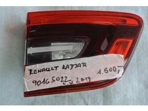 Zadní světlo levé Renault Kadjar č. 90165022