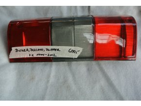 Světlo zadní levé/pravé Boxer, Ducato Jumper