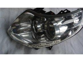 Světlomet levý, přední Boxer, Ducato, Jumper 47110748SX škráblý
