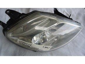Světlomet pravý, přední Citroen C8 č. 1494315080