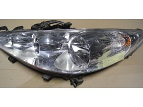 Světlomet levý, přední Peugeot 207 č. 89901099