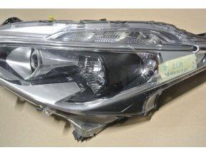 Světlomet levý, přední Peugeot 208 č.9810805780