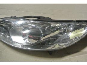 Světlomet levý, přední Peugeot 407 č. 0301213273