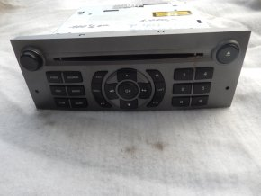 Rádio CD Peugeot 407 č. 7643141392