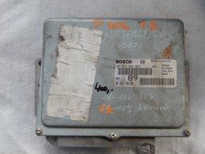 Řídící jednotka motoru 1.8 i Peugeot 406 č. 9624518380, 0261204063