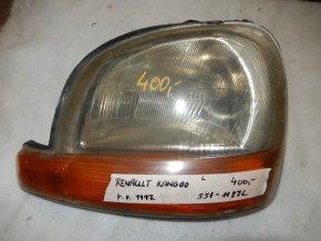 Světlomet levý, přední Renault Kangoo č. 551-1127L