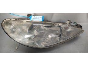 Světlomet pravý přední Peugeot 206 č. 9628666780