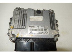 Řídící jednotka motoru 1.6 CRDi Hyundai i30 č.0281016491, 39114-2A410