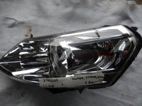 Světlomet levý přední Peugeot Expert, Citroën Jumper, Fiat Scudo