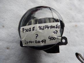 Mlhové světlo pravé přední Peugeot 308 č. 9687410080