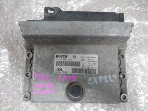 Řídící jednotka motoru 1.9 TD Fiat Scudo/Citroen Jumpy/Peugeot Expert č.0281001442, 9626373980
