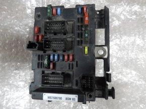 Modul BSM Delphi CITROEN PEUGEOT B3 9657608780    S118983001 K