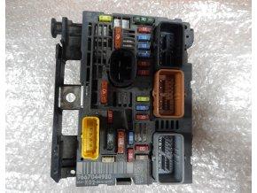 Modul BSM Bosch Peugeot 3008, Citroen C3, C4 R-02 č. 9667044980