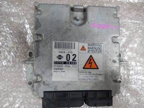 Řídící jednotka motoru 2.2 DCi Nissan Almera č. 23710EQ402, 275800-2954, 5800-295 02