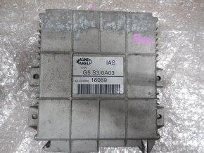 Řídící jednotka motoru 1.6 i  Peugeot 405, Citroen ZX č. G5.S3/0A03 16069