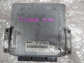 Řídící jednotka motoru Bosch Renault Laguna II. 1.9 DCi rv. 2003 8200309316