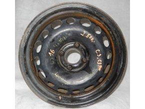 Sada disků 6Jx16 H2