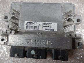 Řídící jednotka motoru 1.2 i Renault Clio č. 8200454467, č. S120201108B