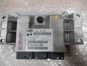Řídící jednotka motoru 1.8 Citroen C4 Picasso č. 9663805380, č. 9664981980