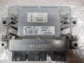 Řídící jednotka motoru 1.2 i Renault Kangoo č. 8200454513 č. S120201212D,  č. 8200400246