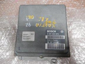 Řídící jednotka motoru 1.8 i Citroen Xantia, Peugeot 405 č. 0261200673, 9619719480