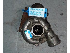 Turbodmychadlo KKK Citroen Xantia, Peugeot 405 1.9 TD č. 53149707013