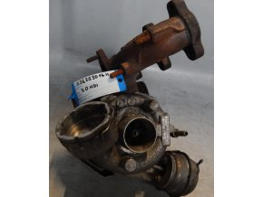 Turbodmychadlo Garrett Škoda Octavia II, Seat Altea, Leon 2.0HDi OEM 03G253016H