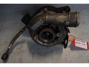 Turbodmychadlo GARRETT Ford Focus 2.0HDi OEM 760774-500S